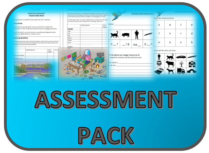 ASSESSMENT PACK