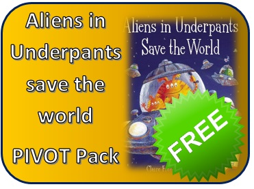 Aliens undies
