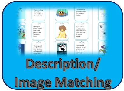Match the description flashcards thumb