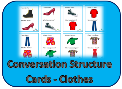 words clothes cards2