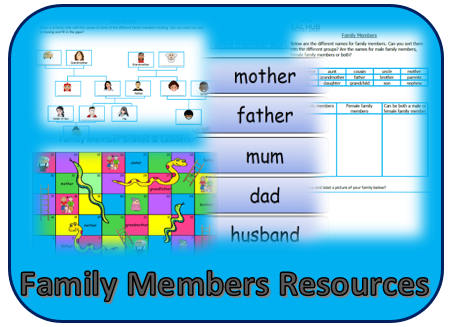 Family Resource pack