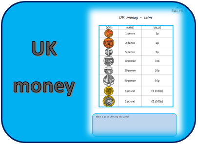 UK money