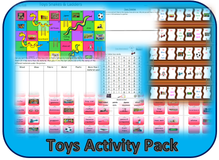 toys activity pack