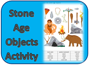 Stone Age Objects